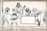 RPG Item: Tunnels & Trolls Characters