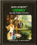 Video Game: Casino (1979/Atari 2600)