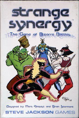 Board Game: Strange Synergy