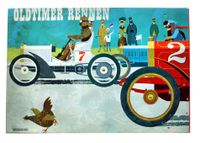 Board Game: Oldtimer-Rennen