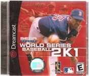 Video Game: World Series Baseball 2K1