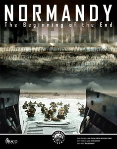 Normandy The Beginning Of The End Board Game Boardgamegeek
