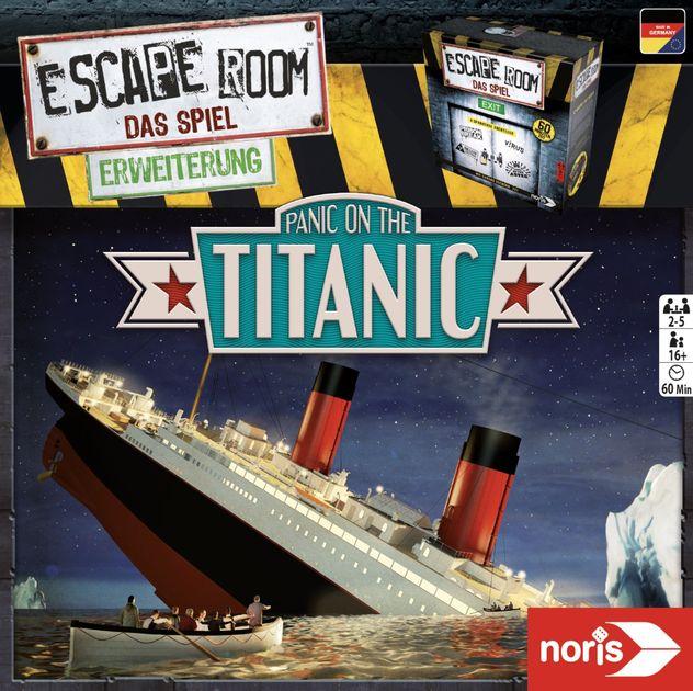 escape titanic full version game