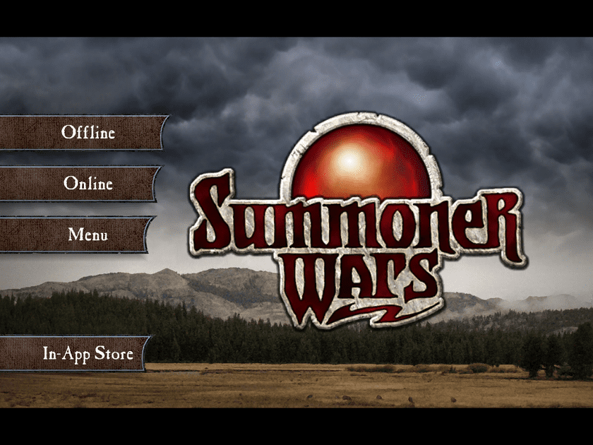 summoner wars ios to android