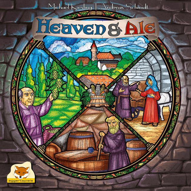 Heaven & Ale | Board Game | BoardGameGeek