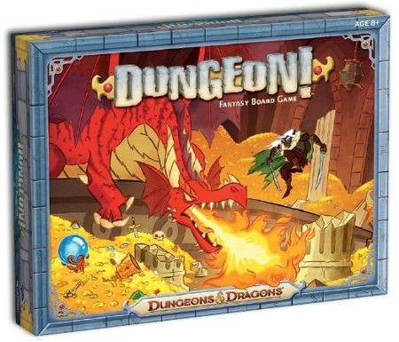 Dungeon! | Board Game | BoardGameGeek