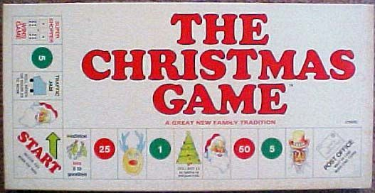 the christmas game board game boardgamegeek - Christmas Game