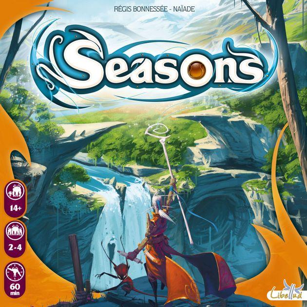 Resultado de imagem para seasons board game