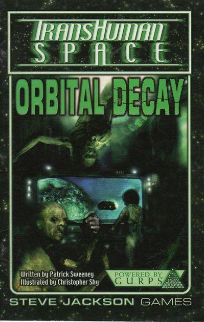 Orbital Decay | RPG Item | RPGGeek