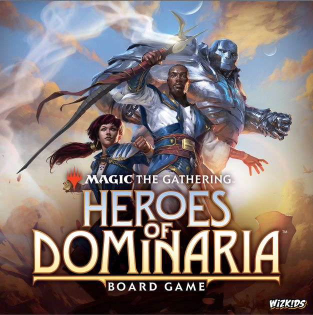 WizKids OVP MAGIC: THE GATHERING HEROES OF DOMINARIA PREMIUM EDITION Spiel