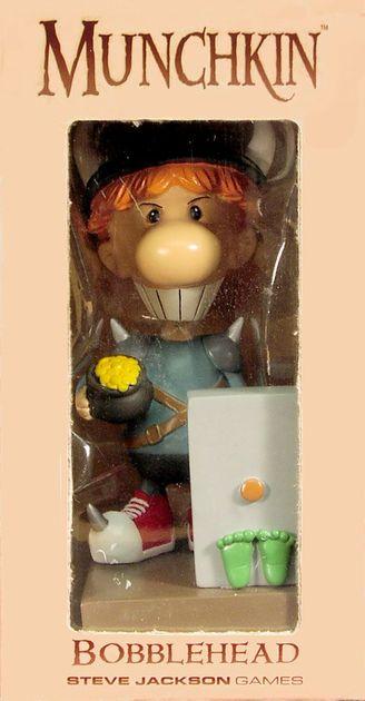 Munchkin Bobblehead | Board Game | BoardGameGeek