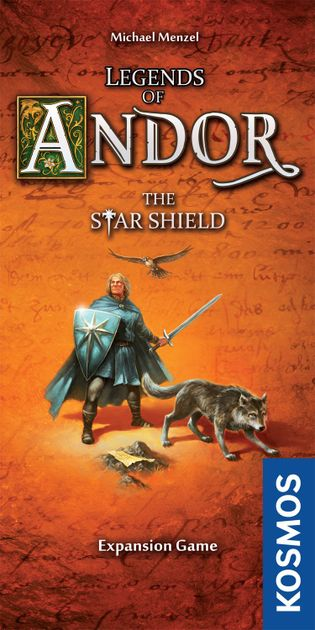 Legends of Andor: The Star Shield | Board Game | BoardGameGeek