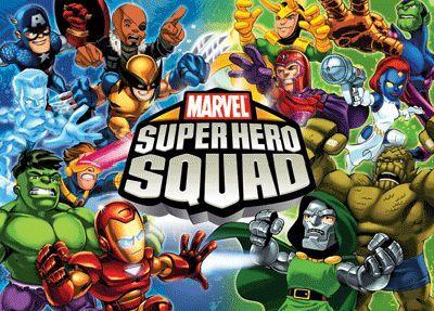 Super Hero Squad Card Game   Board Game   BoardGameGeek