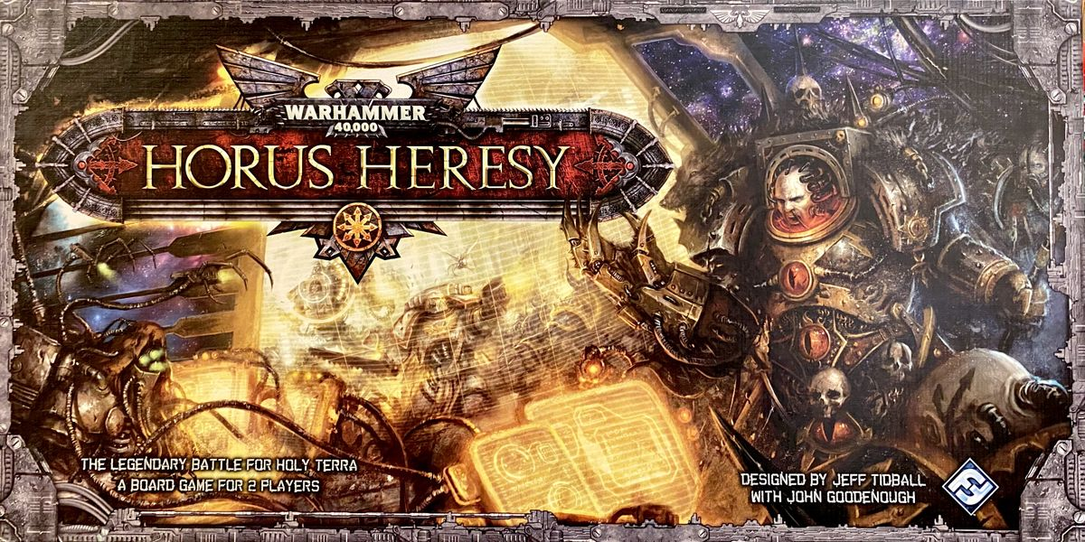Horus Heresy Board Game Boardgamegeek