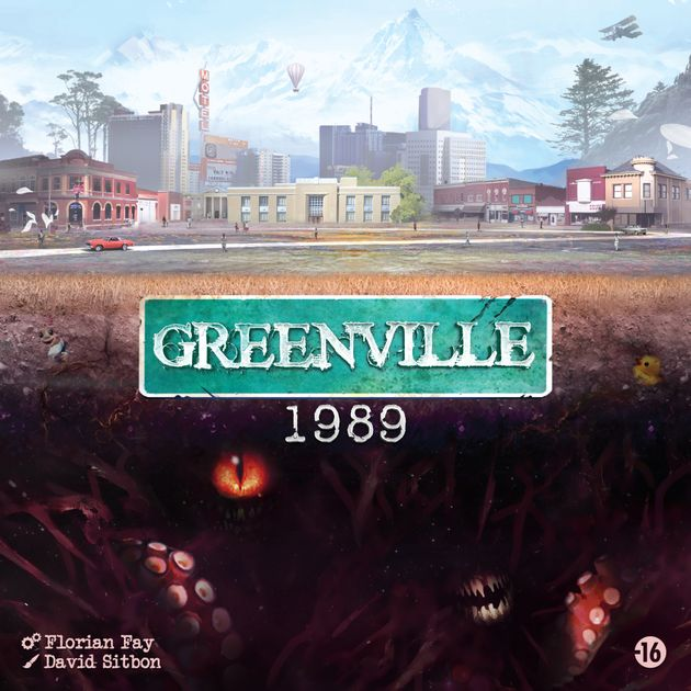 Image result for Greenville 1989