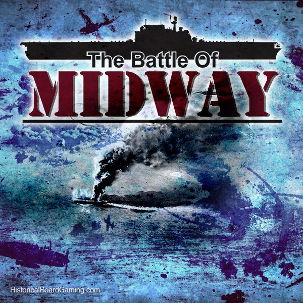 The Battle of Midway | Board Game | BoardGameGeek