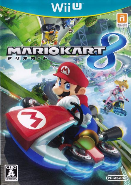 First Impressions From A Mario Kart Wii Fan Mario Kart 8