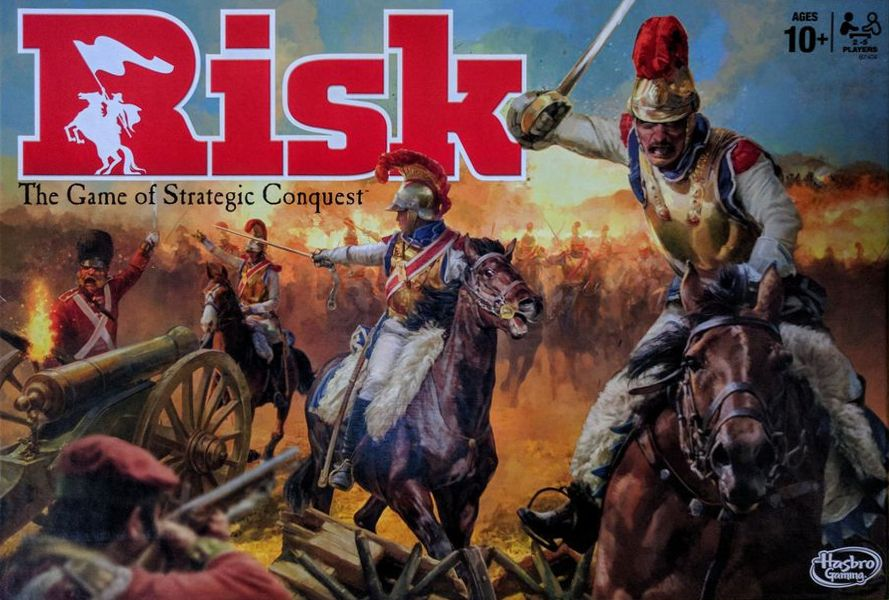 How to usually win at Risk | Risk | BoardGameGeek