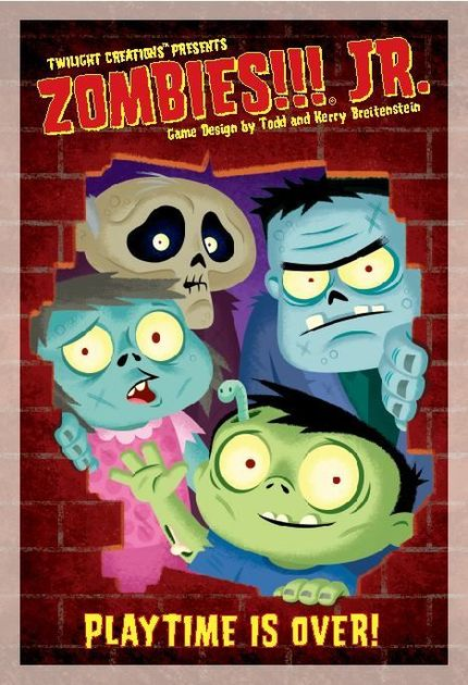 Image result for zombies jr