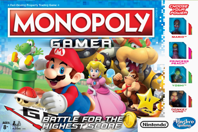 Monopoly Gamer | Board Game | BoardGameGeek
