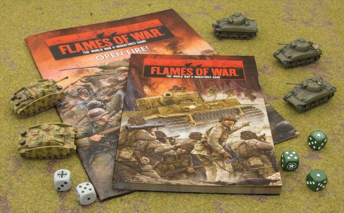 How to expand? | Flames of War: Open Fire | BoardGameGeek