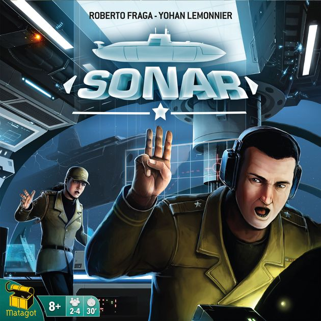 Sonar | Board Game | BoardGameGeek
