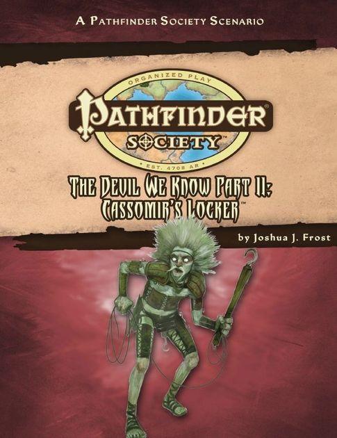 pathfinder society traits