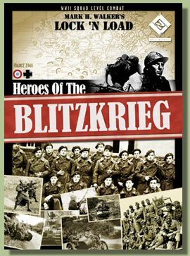 Heroes Of The Blitzkrieg - a brief introduction to the game | Lock
