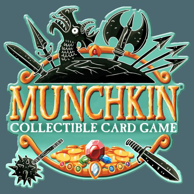 Munchkin Collectible Card Game   Board Game   BoardGameGeek