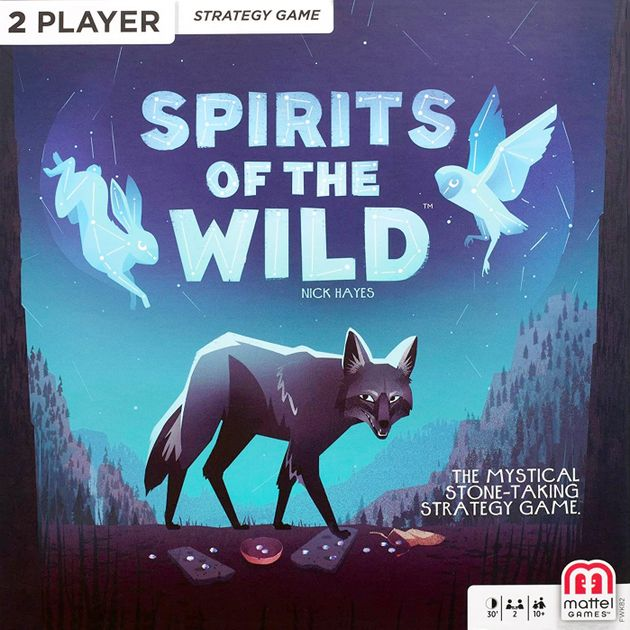 Spirits Of The Wild Board Game Boardgamegeek