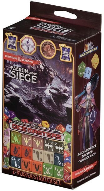 Dungeons & Dragons Dice Masters: Faerûn Under Siege | Board