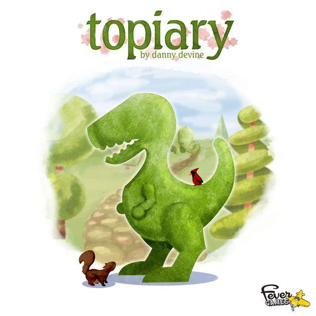 Topiary | Board Game | BoardGameGeek