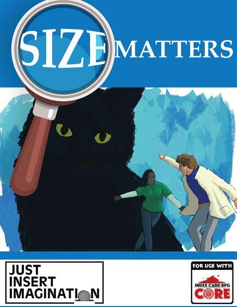 Size Matters (ICRPG)   RPG Item   BoardGameGeek