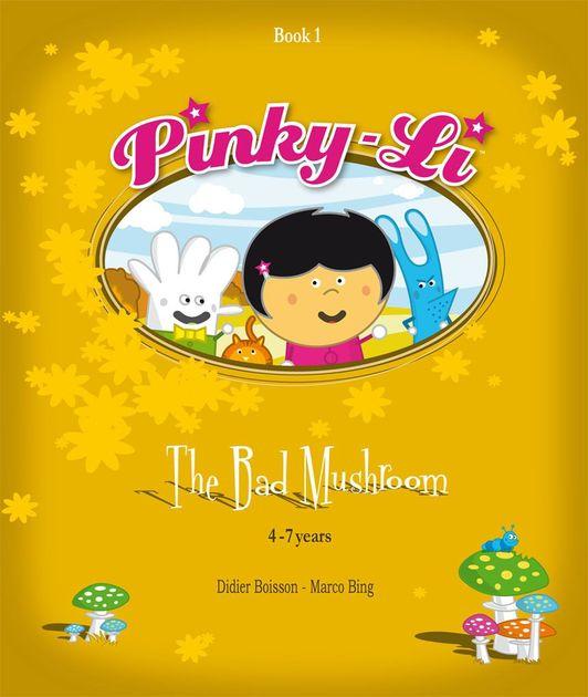 Pinky Li: The Bad Mushroom | Board Game | BoardGameGeek
