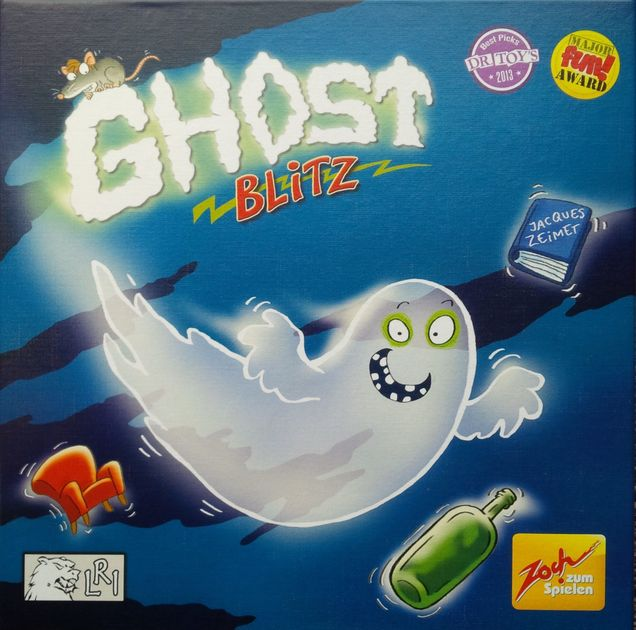 Image result for ghost blitz