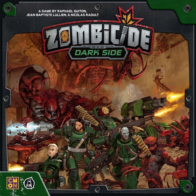 Zombicide Dark Side Invader Driller Abomination