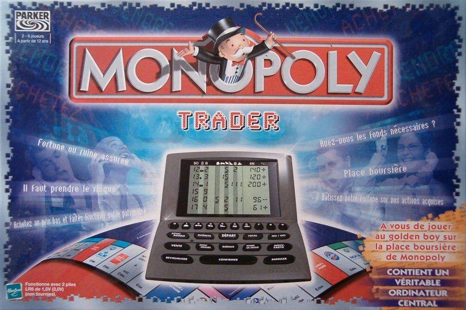 Monopoly Stock Exchange Board Game Boardgamegeek