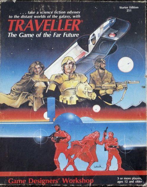 Traveller: Starter Edition | RPG Item | RPGGeek