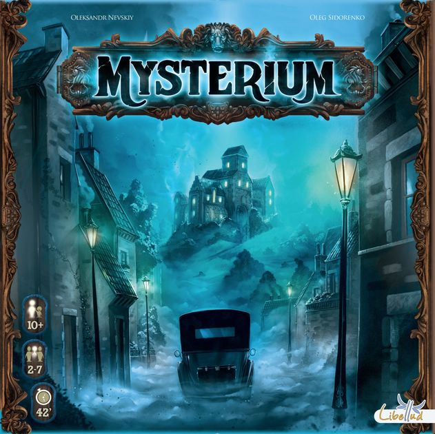 Image result for mysterium