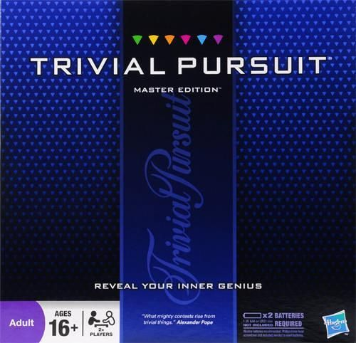 Review: trivial pursuit: master edition | wired.