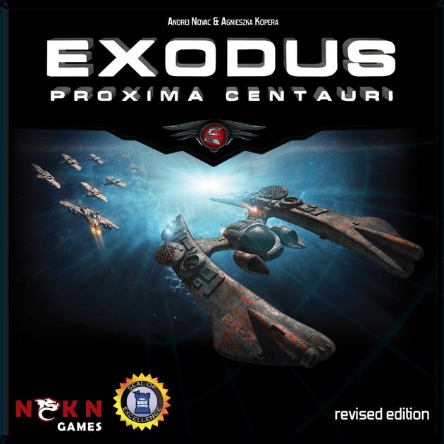 App News: Exodus: Proxima Centauri Prepares for Launch
