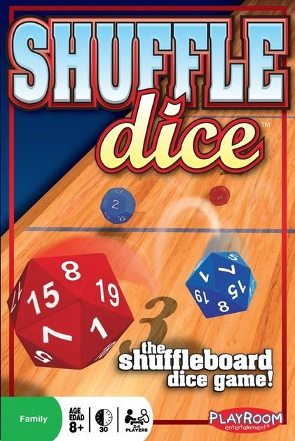 Shuffle Dice | Board Game | BoardGameGeek