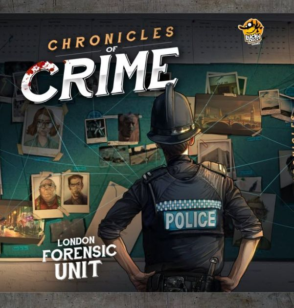 Image result for chronicles of crime