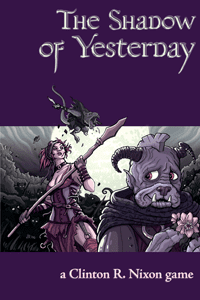 The Shadow of Yesterday (Revised Edition) | RPG Item | RPGGeek