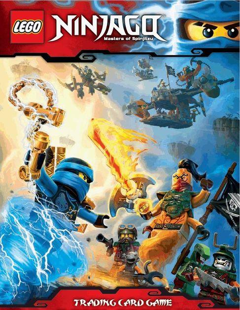 Lego Ninjago Trading Card Game: Master of Spinjitzu | Board