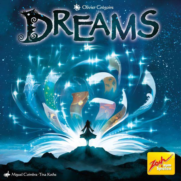dreams board game boardgamegeek