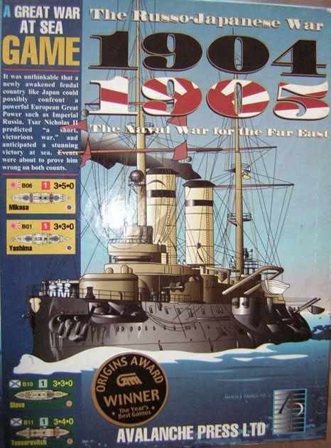 Great War At Sea  1904