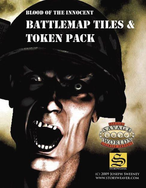 Blood of the Innocent Battlemap Tiles & Tokens Pack | RPG Item | RPGGeek
