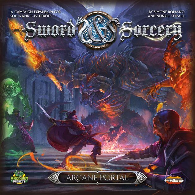 Image result for Arcane Portal sword & sorcery