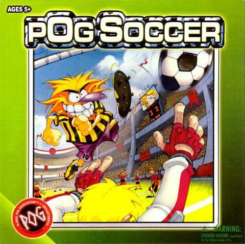 Pog Soccer | Board Game | BoardGameGeek